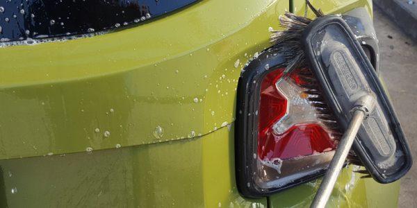 mycie pojazdów